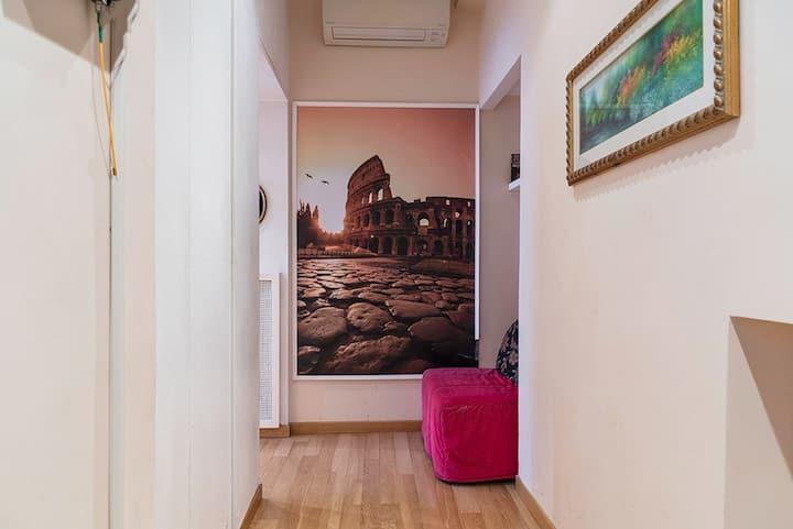 TRASTEVERE Tiberina Apartments - COZY APT 1