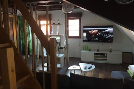 Rottweil Maisonette Apartment