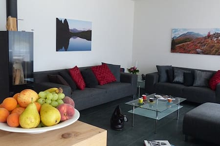 Modern spacious rooms for enjoyable holidays. - Arosa - Departamento