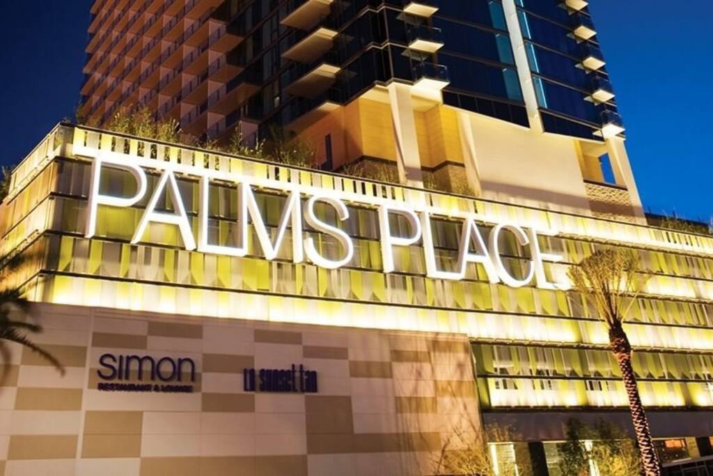 Palms Place prestige.