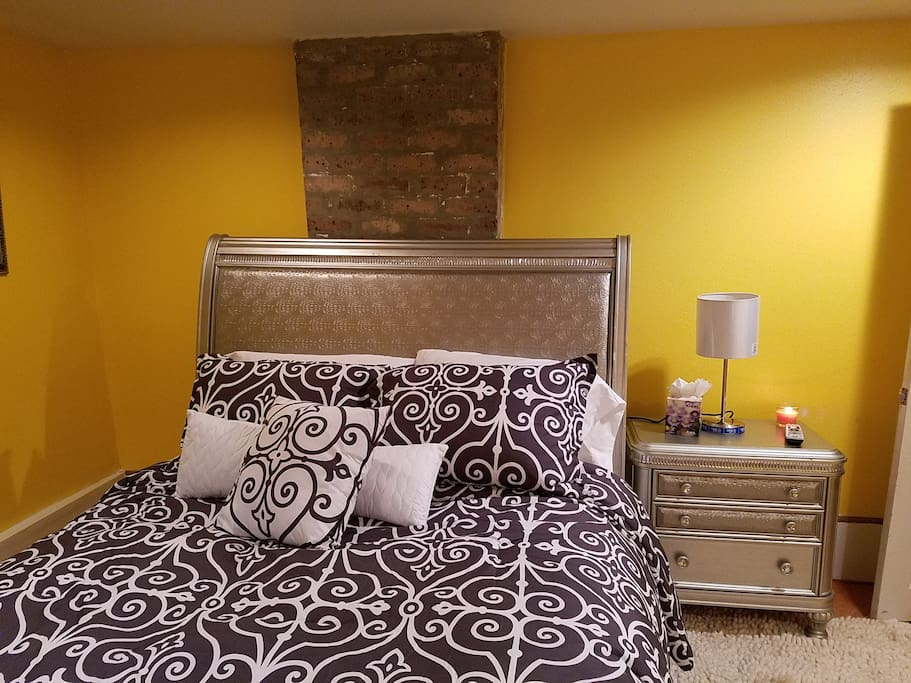 Cozy treme apartment apartments for rent in new orleans - One bedroom apartments in new orleans ...