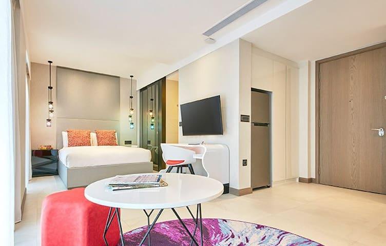 Luxurious Studio Apartment in Singapore