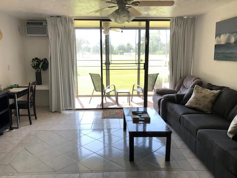 Turtle Bay Surf & Golf Course Condo