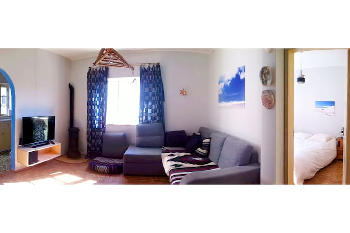 Groovy apartment in the historic center. - Lagos
