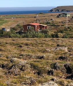 Mylllan cabin in the countryside of Raufarhöfn