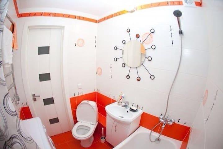 Отличная квартира! - Новосибирск - อพาร์ทเมนท์