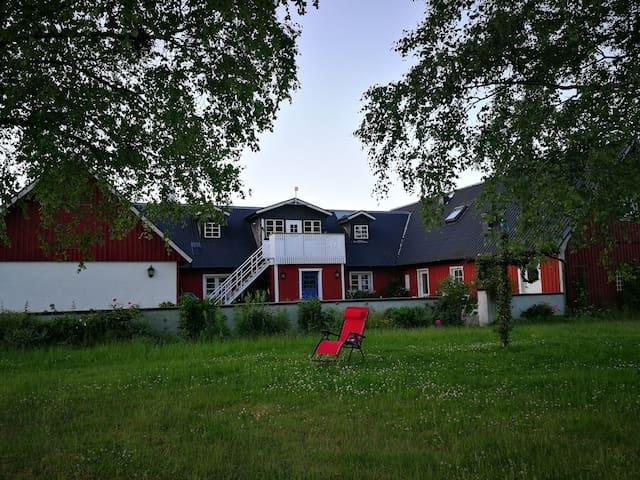 Åkeshill, Lägenhet 2 rok,  Sankt Olof Österlen