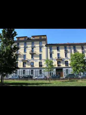 OpenSpace NUOVO, soggiorno a 5*****L ! (DUOMO 6')