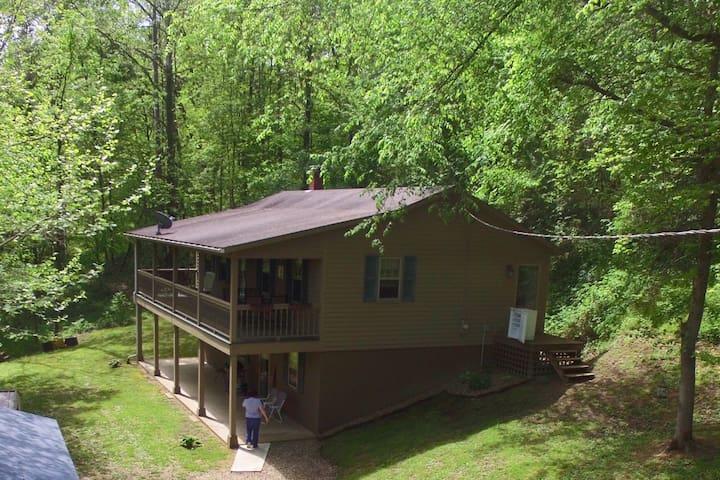The Hideaway at Buck Ridge is a restful retreat