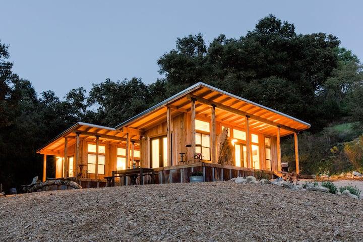 Hoyt Family Vineyards  Cabin Retreats