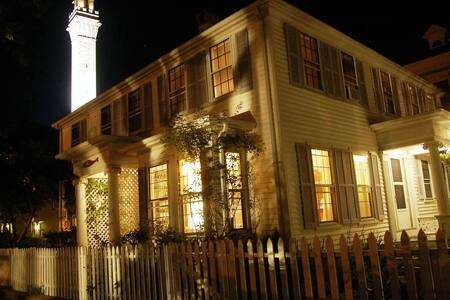 Historic Captain's House -- just look at the pics! - Provincetown