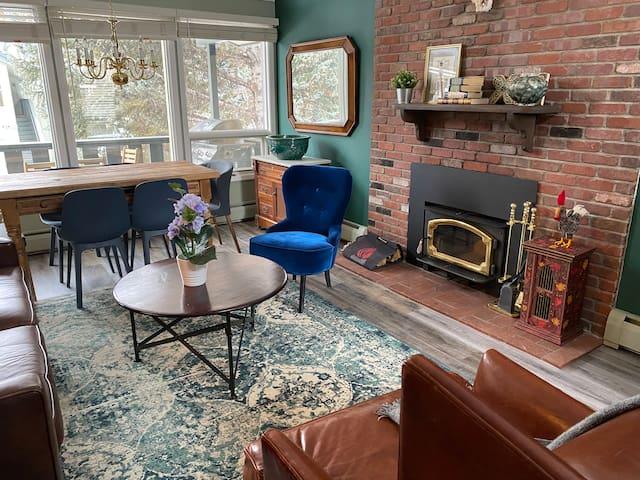 Spectacular apartment, close to Lions Head Gondola