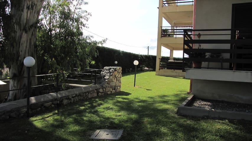 APPARTAMENTO IN CASA VACANZE rif.30 - Sant'Ilario dello Ionio - Apartment