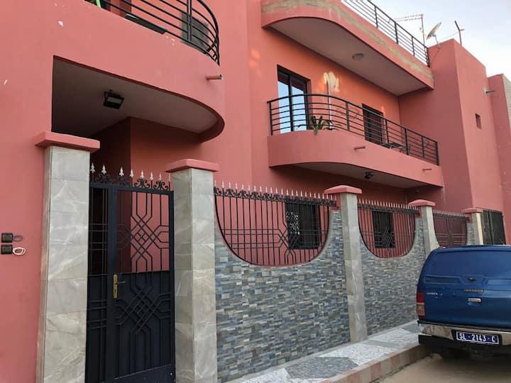 Ramsès 1, appartement calme et cosy