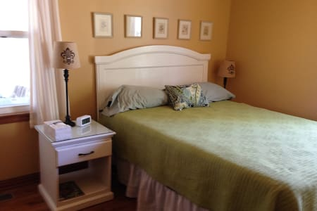 Comfortable Room in the Black Hills - Belle Fourche - Casa