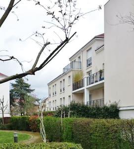Agréable chambre Versailles à 10min - Guyancourt - Wohnung