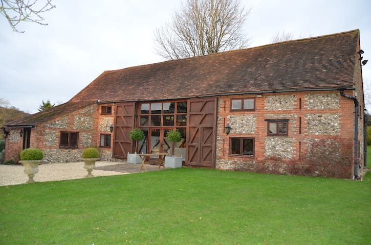 Barn conversion, Henley-on-Thames