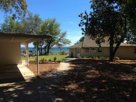 Crescent Shores Fish Camp