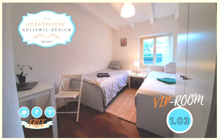 SALE‼🏡3*⭐ SELF-CHECK-IN-20m to ❤ ZÜRICH (1.03)💎