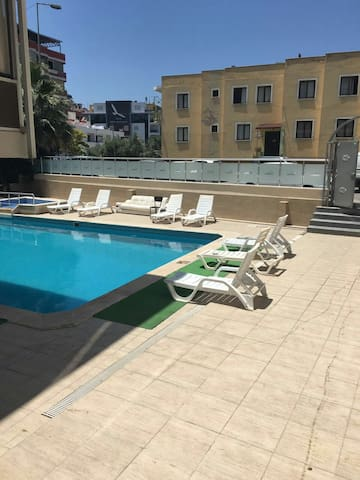 Kusadasi oze l havuzlu triplex bhcl - Aydın, TR - House