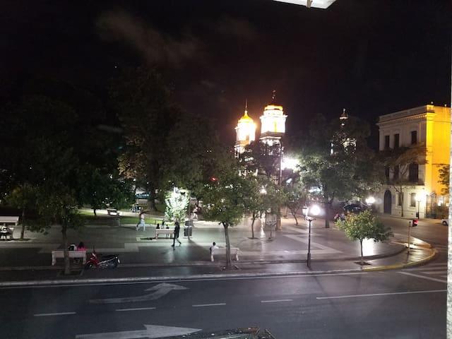 Dpto: Mejor vista al Centro Histórico de Tucumán
