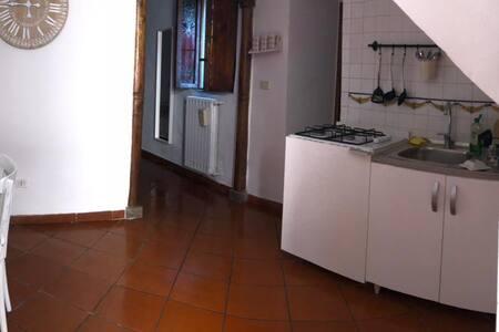 Intero appartamento centro storico di Anguillara