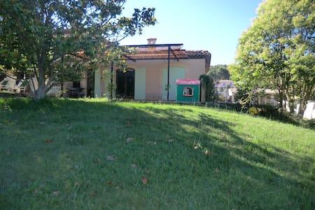 agréable appartement avec terrasse ombragée - Bouc-Bel-Air