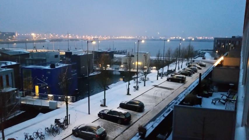 Luxurious Duplex Apartment - Amsterdam - Haus