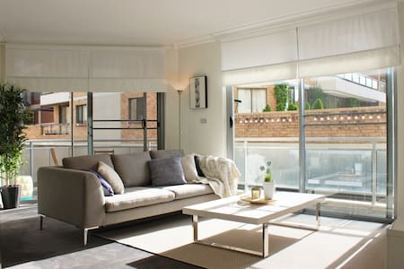 Bright 2 bed in Potts Point - Potts Point - Wohnung