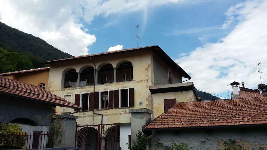 La casa del parroco
