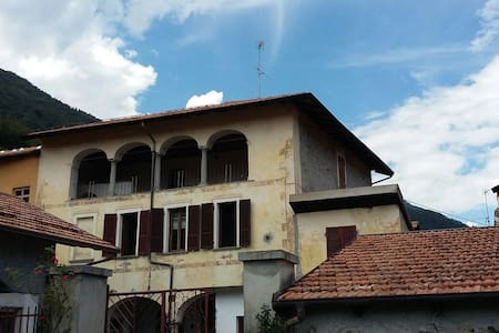 La casa del parroco - Gattugno - Ev