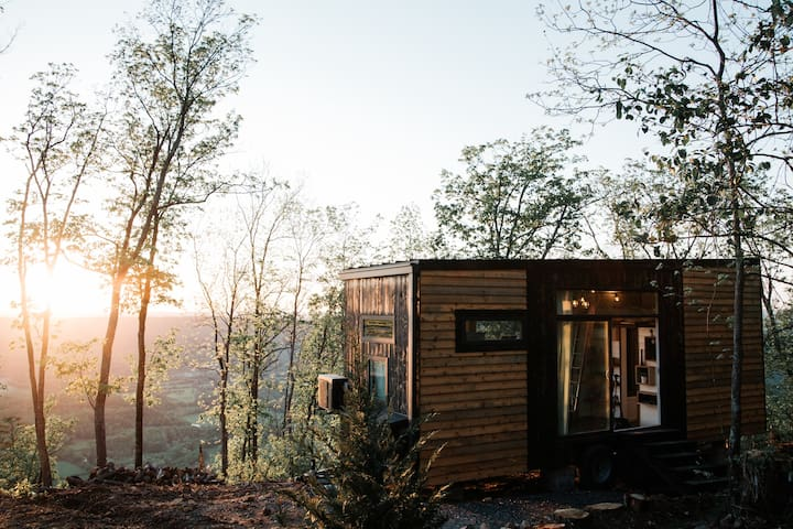 Alpha Tiny House (Live A Little Chatt)