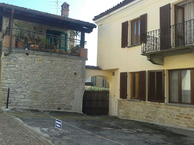 Casa in collina - Montabone - Huis
