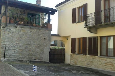 Casa in collina - Montabone - Talo