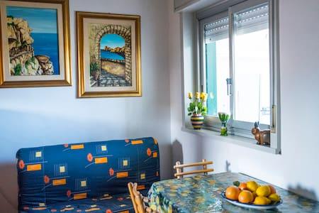 Appartamento a due passi dal mare - Porticato