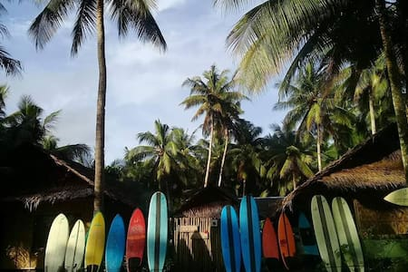 Huna Surf  House Pacifico