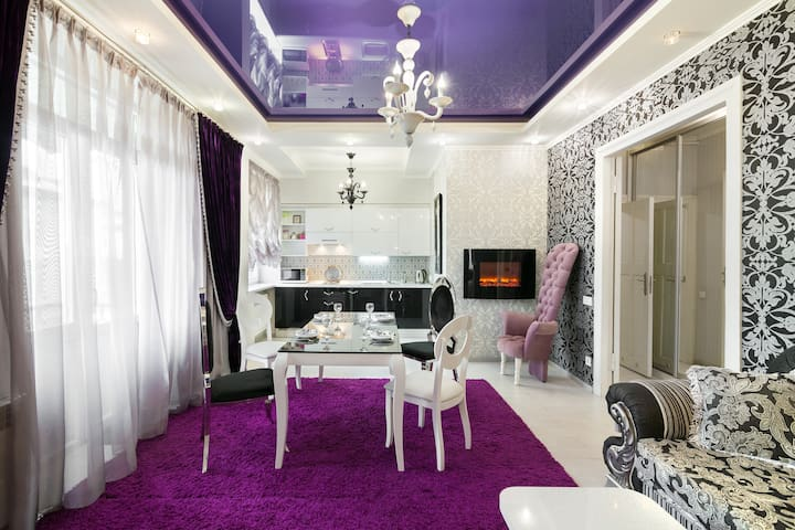2 beedroom VIP Luxury cozy apartment