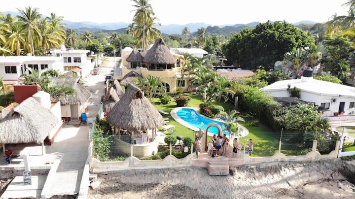 Villa Gaviotas Nayarit Mexico