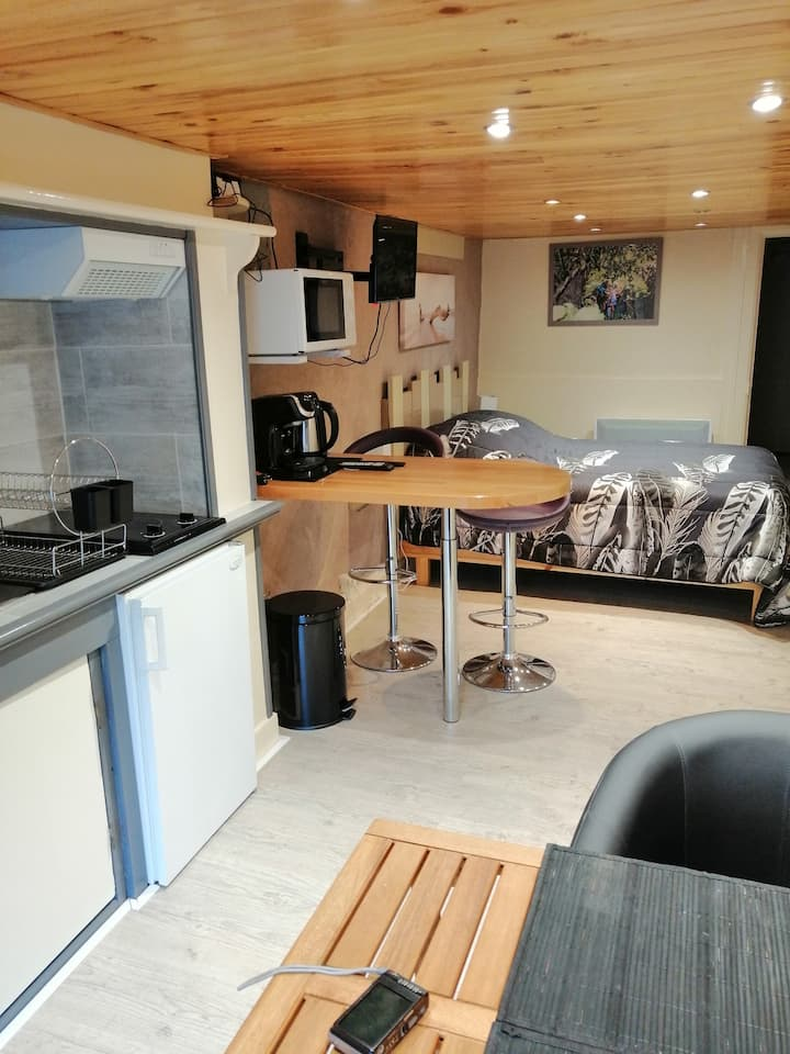 Studio Chaudes-Aigues