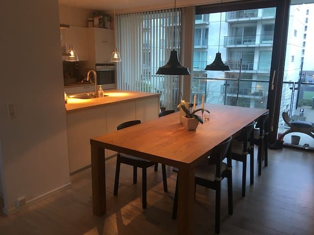 Cozy apartment, close to train and metro
