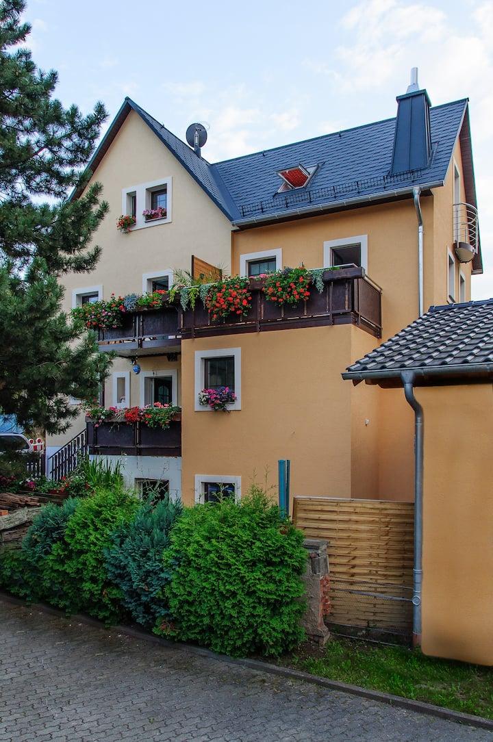 Romantik-Landhaus Dresden Suite III