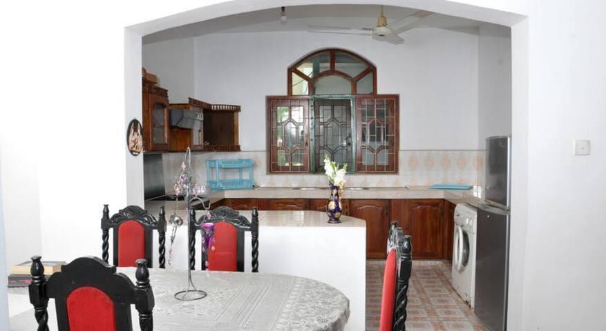 Sylview Apartment - Negombo - Pis