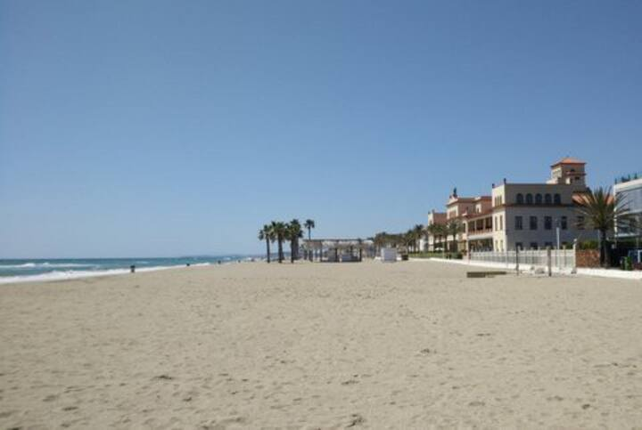 Apartamento playa de Calafell 2B