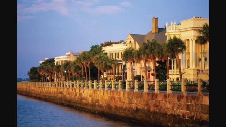 Elegant Downtown Charmer - Charleston - Kondominium