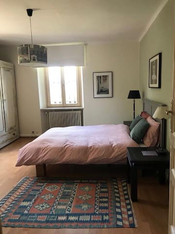Nice and cosy room near Lugano center