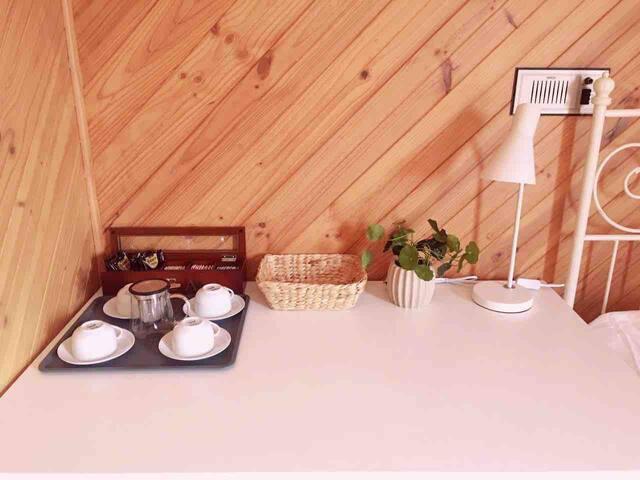 Happy Bear Inn -2 guests room