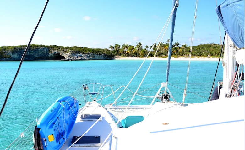 Catamaran Island hopping and Sailing Adventure