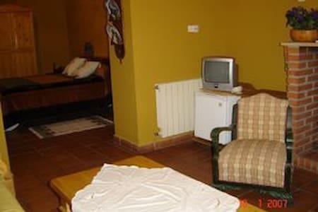 Suitte de 35 mtr..con baño incluido - Manzanares - House