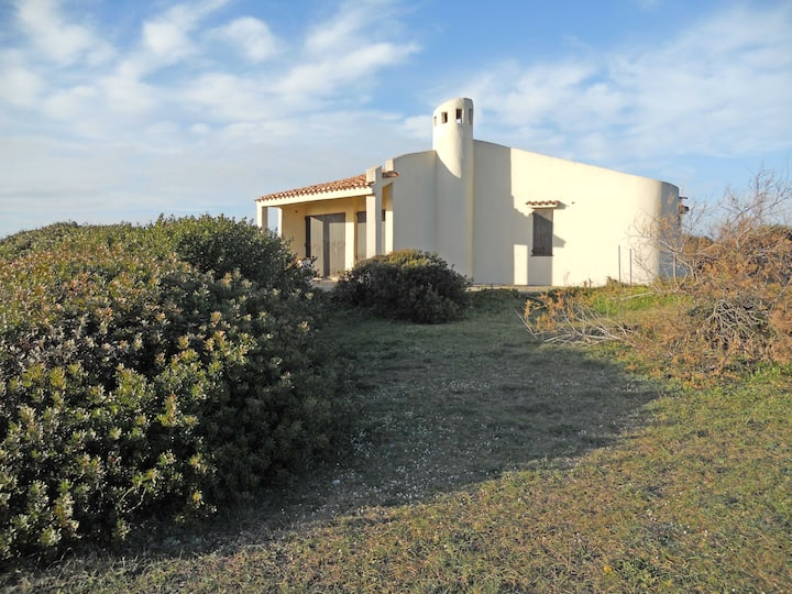 Holiday home in Is Arutas (Sardinia)