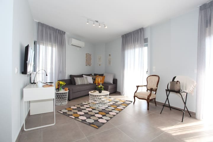 Edem Beach apartment with seaview